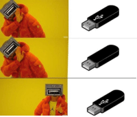 Target, Tumblr, and Blog: memesforages:How to plug in USB pendrive 101