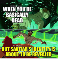 Another One, Meme, and Memes: Memez  WHEN YOU'RE  DEAD  IGI Bazaptem  BUT SAWITARTSIDENTITYIS  ABOUT OBEREVEALED Winner of the meme contest! Should we make another one? ~Daily Squad • Creator-Credits: @Zaptem • Follow @Daily.Memez Tag People Like & Comment For More! • flash theflash lazaruspit greenarrow redhood flarrowverse legendsoftomorrow legends supergirl savitar prometheus dc dccomics blackflash timeline vibe killerfrost cw whitecanary undertheredhood firestorm heatwave captaincold whoissavitar reverseflash merlyn darhk speedster riphunter kidflash