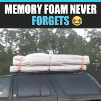 Memes, 🤖, and Memory: MEMORY FOAM NEVER  FORGETS