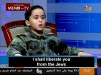 Young adolf hitler during a interview, when he was asked what he wants to do when he grows up, 1902: MEMRI T  I shall liberate you  from the Jews Young adolf hitler during a interview, when he was asked what he wants to do when he grows up, 1902
