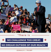 """MEN  FOR  TRU M  N C E  O MEN  TRUMP  FOR  TRUMP  MEN  """"There is  NO CHALLENGE TOO GREAT,  NO DREAM OUTSIDE OF OUR REACH.""""  DONALD J. TRUMP draintheswamp hillaryfollowsthemoney feelthebern imwithher HillaryRottenClinton BuildWall ABC blackoutcnn CrookedHillary imwiththem wethepeople trumpforpresident trump hillarystrongerwithisis trumptrain hillarywillputherselfFirst AmericaFirst USA MAGA MASA deplorable fuckhillary lockherup MakeAmericaGreatAgain hillary2016 belongs in prison. TrumpIsWithYou MakeAmericaSafeAgain killary liberals election2016"""