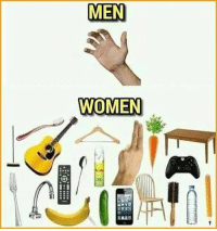Funny, Women, and You: MEN  WOMEN If you know you know