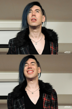 Sony, Tumblr, and Blog: MENDYSTAR1  PHOTOGRAPHY   MENDYSTAR1  PHOTOGRAPHY tryingtofindthegreatperhaps: Josh Ramsay of Marianas Trench. Q&A session. Suspending Gravity Tour. Sony Centre, Toronto. March 13, 2019. Do not repost without permission and credit