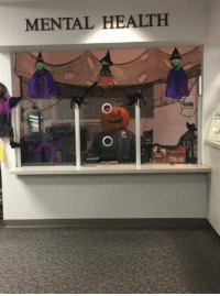 Target, Tumblr, and Blog: MENTAL HEALTH clairenovac:   this looks like the reception desk of my mind