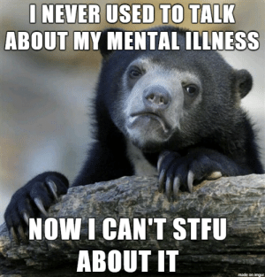 Mental Illness Stuff, Keep Walkin': Mental Illness Stuff, Keep Walkin'