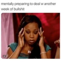 Gif, How To, and Girl Memes: mentally preparing to deal w another  week of bullshit  fo  GIF How to deal with Susan 101