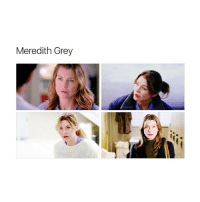Memes, Grey, and Strong: Meredith Grey A strong independent woman. An icon. A beauty. 💞💞 greysanatomy meredithgrey