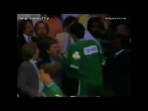 Remember when Kevin McHale was very upset and went after a Bucks fan in 1987 Playoffs?  McHale grabbed heckler by the shirt because he was using an abusive language.  Later McHale was fined $3,000 for the scuffle and didn't miss a game. He had 34 points in Game 4 a day later. https://t.co/YAIfU0jVXO: Merkinmurtiy Remember when Kevin McHale was very upset and went after a Bucks fan in 1987 Playoffs?  McHale grabbed heckler by the shirt because he was using an abusive language.  Later McHale was fined $3,000 for the scuffle and didn't miss a game. He had 34 points in Game 4 a day later. https://t.co/YAIfU0jVXO