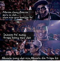 Youtu, Filipino (Language), and Umaga: meron silang Zonrox  para sa ubo  alam guys bongga to  Ininom to nung  tropa kong may ubo  Nawala yung ubo nya,Nawala din tropa ko Anong linyang tumatak sa inyo sa battle na ito? Magandang umaga guys :) -Bardagul  Submitted by Nathaniel Dela Cruz  Shernan vs Elbiz https://youtu.be/4XjH4uGirQw