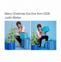 omg fetus: Merry Christmas Eve Eve from 2009  Justin Bieber omg fetus