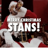 Christmas, Eminem, and Memes: MERRY CHRISTMAS  STANS Tag a Stan and wish them a Merry Christmas! eminem