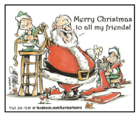 To see more of my illustration work, you can visit my official website at www.JimHunt.us: Merry Christmas  to all my friends!  Visit Jim Hunt at facebook.com/huntcartoons To see more of my illustration work, you can visit my official website at www.JimHunt.us