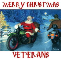 Wishing our veterans a Merry  Christmas!: MERRy GHRISTMAS  VETERANS Wishing our veterans a Merry  Christmas!