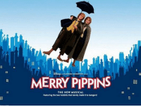 Memes, 🤖, and New: MERRY PIPPINS  THE NEW MUSICAL  Featuring the two hobbits that barely made it to bengard