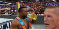 Dank, Drinking, and Live: merSlami  LIVE why did big e drink piss