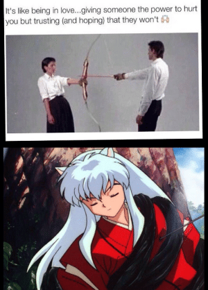 meselfandwhy: whoyoucallchloe:  Look how well that turned out for InuYasha…  Shit, dude this hurts : meselfandwhy: whoyoucallchloe:  Look how well that turned out for InuYasha…  Shit, dude this hurts