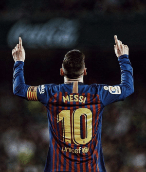If you score 30 goals a year for 20 straight years, you would have scored 600 goals.  Lionel Messi has scored 654 goals in 12 years. 😮🔥: MESS  10  unicef If you score 30 goals a year for 20 straight years, you would have scored 600 goals.  Lionel Messi has scored 654 goals in 12 years. 😮🔥
