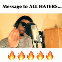 Memes, On My Way, and 🤖: Message to ALL HATERS... Cody has a message for all his haters😎🔥🔥 let me know what y'all think👀🤘🏾 ➖➖➖➖➖➖➖➖➖➖➖ Song: On My Way Artist: @jaykelzz Go check out the full song! Link in my bio👉🏾!!! ➖➖➖➖➖➖➖➖➖➖➖ kelzzvidz comedy funny messagetomyhaters lol