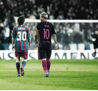 Soccer, Messi, and Football-Meme: MESSI  30  MESSI Messi past and present.  Football Memes