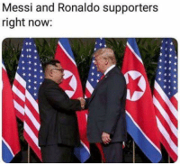 Reddit, Messi, and Ronaldo: Messi and Ronaldo supporters  right now: