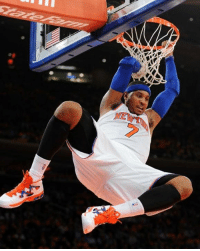 Carmelo Anthony, New York Knicks, and Memes: MET 62 points for Carmelo Anthony, a Knicks & Madison Square Garden RECORD! New York Knicks Memes
