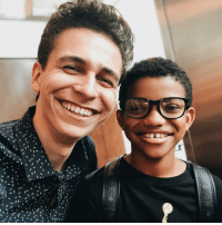 met @lonniechavis last night at TheDarkestMinds screening. Such a mature dude for only being 10. If you don't already watch 'This Is Us', definitely check him out in it. Season 3 is being shot right now. What's your favorite tv show?: met @lonniechavis last night at TheDarkestMinds screening. Such a mature dude for only being 10. If you don't already watch 'This Is Us', definitely check him out in it. Season 3 is being shot right now. What's your favorite tv show?