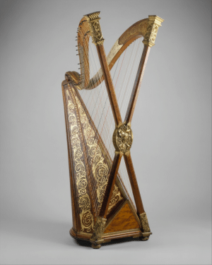 New York, Tumblr, and Blog: met-musical-instruments: Double Chromatic Harp by Henry Greenway, Musical InstrumentsMedium: Spruce, maple, metal, gilding, brassThe Crosby Brown Collection of Musical Instruments, 1889 Metropolitan Museum of Art, New York, NY http://www.metmuseum.org/art/collection/search/501801