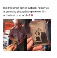 Follow me (@hangars) for more! 😂 Ignore • • • • • • funny memes meme comedy comics cool textpost textposts l4l likeforlike laugh funnypictures pictures funnymemes humor post relateable lol lmao laugh memez tumblr funnytumlr mood haha xd lmfao videos video vine: met this sweet man at outback. he saw us  at prom and showed us a picture of him  and wife at prom in 1949 Follow me (@hangars) for more! 😂 Ignore • • • • • • funny memes meme comedy comics cool textpost textposts l4l likeforlike laugh funnypictures pictures funnymemes humor post relateable lol lmao laugh memez tumblr funnytumlr mood haha xd lmfao videos video vine