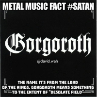 "WHEN I MAKE MY OWN BAND I'll translate some badass word like ""death"" to klingon and there you have it... My new band name 😂😂 DAVID.WAH 🔥 . . . gorgoroth satan fact metal metalheads heavymetal thrashmetal deathmetal powermetal progressivemetal djent blackmetal doommetal groovemetal metalfamily metalupyourass metalmeme headbangers funny: METAL MUSIC FACT HSATAN  @david.wah  THE NAME ITS FROM THE LORD  THE RINGS. FDR FORDTH MEANS SDMETHING  TO THE EXTENT OF ""DESOLATE FIELD WHEN I MAKE MY OWN BAND I'll translate some badass word like ""death"" to klingon and there you have it... My new band name 😂😂 DAVID.WAH 🔥 . . . gorgoroth satan fact metal metalheads heavymetal thrashmetal deathmetal powermetal progressivemetal djent blackmetal doommetal groovemetal metalfamily metalupyourass metalmeme headbangers funny"