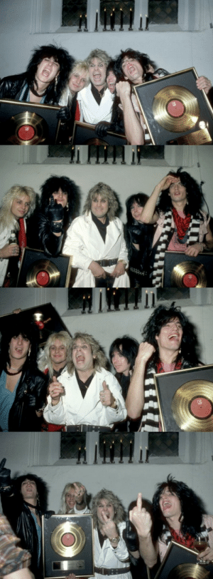 Ozzy Osbourne, Tumblr, and Blog: metalkilltheking:    Ozzy Osbourne  Motley Crue