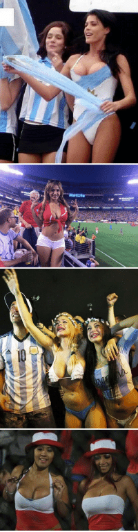MetLife  BUD LIGHT  MasterCard So... The CopaAmerica how's that going?