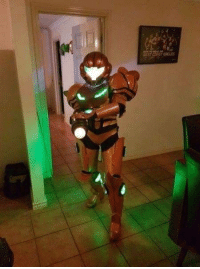 Metroid Cosplay https://t.co/RTT2R4rndE: Metroid Cosplay https://t.co/RTT2R4rndE