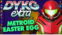 Check out the latest Did You Know Gaming? video, Metroid Easter Egg in Virtual Boy Game! https://www.youtube.com/watch?v=ke3TTN1R9c0&list=PLr83cE2EzZE2XSJTAK_Mlq8B090NZi5At: METROID  EASTER EGG Check out the latest Did You Know Gaming? video, Metroid Easter Egg in Virtual Boy Game! https://www.youtube.com/watch?v=ke3TTN1R9c0&list=PLr83cE2EzZE2XSJTAK_Mlq8B090NZi5At