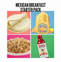 Every Morning!: MEXICAN BREAKFAST  STARTER PACK  TAMPICO  Hot Sauce  mL  5 oz Every Morning!