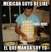Meme by @panda_memes 🐼: MEXICAN GUYS BE LIKE  GPANDA memes  ELOUEMANDASOY YO Meme by @panda_memes 🐼