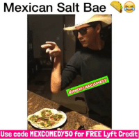 @thejoseph_ killed it! 💯😂 FOLLOW @mexicancomedy @mexicancomedy mexicans latinos latinas mexican saltbae: Mexican Salt Bae  OMEDY  Use code MEXCOMEDY50 for FREE lyft Credit @thejoseph_ killed it! 💯😂 FOLLOW @mexicancomedy @mexicancomedy mexicans latinos latinas mexican saltbae