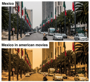 The mexican filter: Mexico  Mexico in american movies The mexican filter
