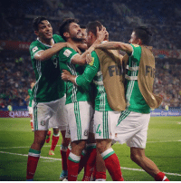 Memes, Mexico, and Back: MF  4 It's a win for Mexico! They come back from 1-0 down to defeat NewZealand 2-1 in Sochi | ConfedCup MEXNZL