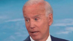 MFW a Biden supporter can't name any of his policies and says that our health care system works.: MFW a Biden supporter can't name any of his policies and says that our health care system works.
