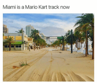 Dope: Miami is a Mario Kart track now Dope