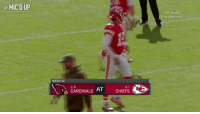 Memes, Cardinals, and Chiefs: MIC'D UP  #NFLMicdUp  PatrickMahomos5  WEEK 10  2-6  8-1  CARDINALS AT When @PatrickMahomes5 and the @Chiefs offense are rolling, there's nothing else like it.  Go inside the huddle with the MVP frontrunner during KC's Week 10 win. #NFLMicdUp https://t.co/HnROBLh4JC