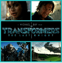 MICHAEL BAY FILM  K N I G R T Paramount has released a brand new Transformers TheLastKnight trailer and my goodness, seriously. I prefer not talking about real world issues here but now I can't avoid it because MichaelBay and the studio have shoved Feminism down our throats with this trailer. I've watched women react to this trailer and they're also disgusted. What a pathetic attempt to try and be something more. It's clear this trailer was released to play in front of family audiences ahead BeautyAndTheBeast in cinemas. Just give us explosions. Transformers5 stars MarkWahlberg, IsabelaMoner, JoshDuhamel, StanleyTucci, SantiagoCabrera, JohnGoodman, JohnTurturro and AnthonyHopkins arriving June.