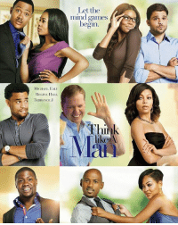5 yrs ago today @thinklikeaman came out. This is what the poster shoulda looked like. Miss everyone @iamterrencej @morereginahall @gabunion @jerryferrara @themichaelealy @tarajiphenson @kevinhart4real @romanymalco @meagangood @willpowerpacker @timkstory @lala: MICHAEL EALY  REGINA HALL  TERRENCE J  Let the  mind games  begin. 5 yrs ago today @thinklikeaman came out. This is what the poster shoulda looked like. Miss everyone @iamterrencej @morereginahall @gabunion @jerryferrara @themichaelealy @tarajiphenson @kevinhart4real @romanymalco @meagangood @willpowerpacker @timkstory @lala