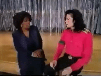 Michael Jackson really lied to Oprah and said he was rusty then hit the moonwalk like it was nothing.: Michael Jackson really lied to Oprah and said he was rusty then hit the moonwalk like it was nothing.