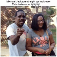 Watched this too many times 😂😂 👉🏽(via:smoody-vine): Michael Jackson straight up took over  This dudes soul  GeDaquan Watched this too many times 😂😂 👉🏽(via:smoody-vine)