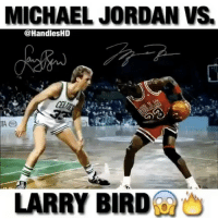 Greatest commercial of all time? McDonalds MJ or Bird? Comment below👇 (via @handlesHD ): MICHAEL JORDAN VS  @HandlesHD  LARRY BIRD Greatest commercial of all time? McDonalds MJ or Bird? Comment below👇 (via @handlesHD )