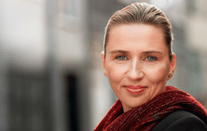 Michael Szulkowski  This is Prime Minister Mette Frederiksen of Denmark. She told Trump to shove his desire to buy Greenland up his ass and is now being rewarded by not having to meet him. That is a great example of a strong woman beating Trump. Take notice of how easy it is.: Michael Szulkowski  This is Prime Minister Mette Frederiksen of Denmark. She told Trump to shove his desire to buy Greenland up his ass and is now being rewarded by not having to meet him. That is a great example of a strong woman beating Trump. Take notice of how easy it is.