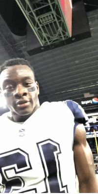 Memes, 🤖, and Big: .@michael13gallup checking in after the @dallascowboys' big win!  #DallasCowboys https://t.co/ihI9B2Mq5a