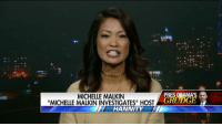 "Memes, Snatched, and 🤖: MICHELLE MALKIN  ""MICHELLE MALKIN INVESTIGATES"" HOST  HANNITY  PRES OBAMA S  GRUDGE ""When @TheDemocrats pretend to give you an olive branch...what they're going to do is snatch that olive branch back and beat you over the head with it."" Michelle Malkin says some Republicans in Congress still have a tough lesson to learn."