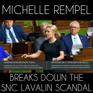 SNC-Lavalin Scandal